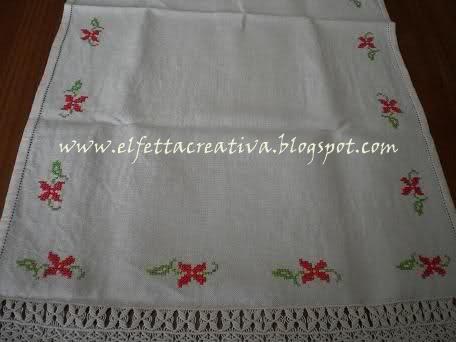 Asciugamano di lino 214
