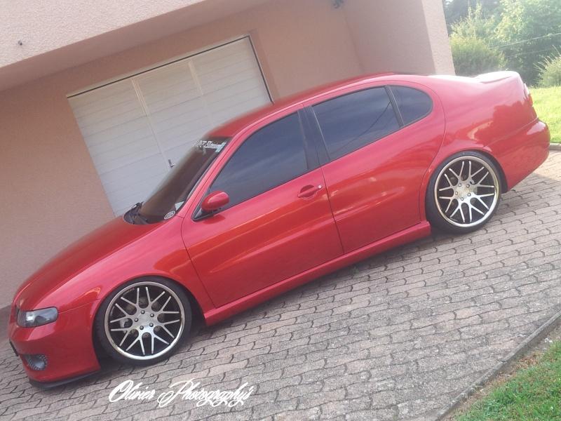Seat Toledo² Un air ride et 4 Maserati Granturismo en 20. - Page 3 20130716