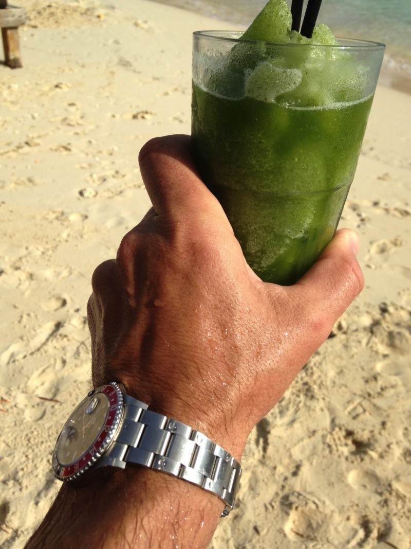 Carribean Way of life and frozen Mojito  for Rolex  GMT Image_33