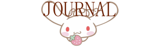 Journal d'un lapinette ~ Kurojo12