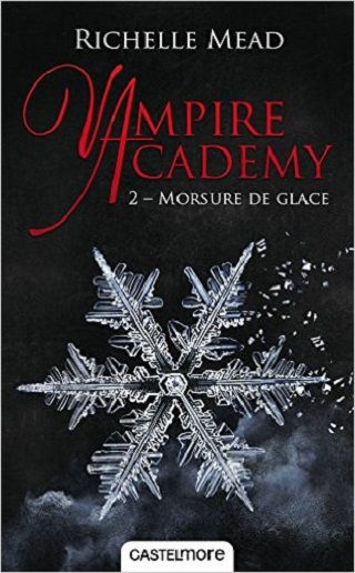 VAMPIRE ACADEMY (Tome 2) MORSURE DE GLACE de Richelle Mead 51lwc310