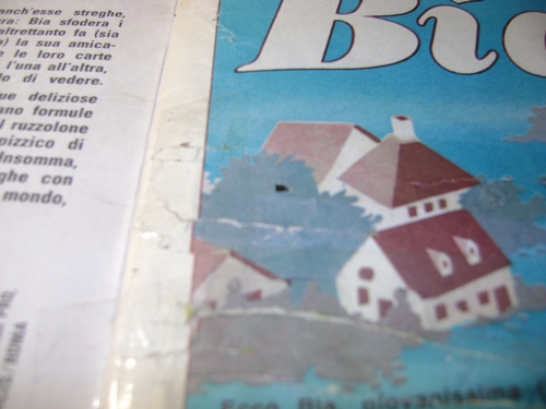 ALBUM BIA edizioni PANINI INCOMPLETO ma MOLTO BUONO Bia-210