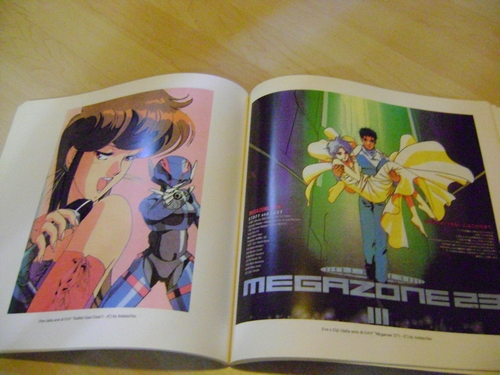 LIBRI VINTAGE FINE ANNI '90 ANIMAZIONE & MANGA GIAPPONESE ; AMINATION KINGDOM - MADE IN JAPAN - IL MONDO DEI MANGA Madein10