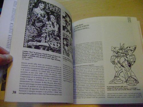 LIBRI VINTAGE FINE ANNI '90 ANIMAZIONE & MANGA GIAPPONESE ; AMINATION KINGDOM - MADE IN JAPAN - IL MONDO DEI MANGA Mondo_11