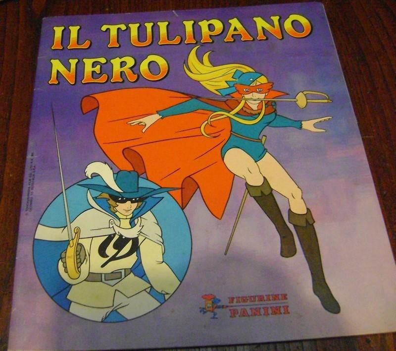 ALBUM L TULIPANO NERO edizioni PANINI INCOMPLETO ma MOLTO BUONO/  OTTIMO Tulipa12
