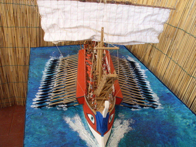 Galleria di SALVATORE ZAPPALA' (Le Barche di Salvo) - Pagina 4 P1010010