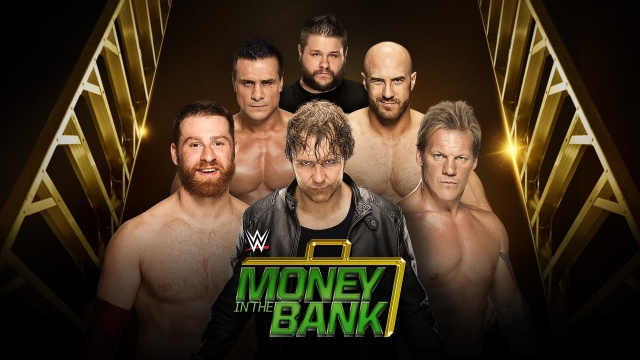 Concours de pronostics saison 6 - Money in the Bank 2016 20160612