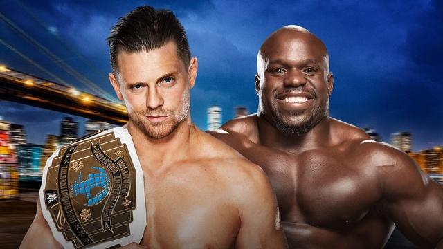 WWE Summerslam du 21/08/2016 20160811