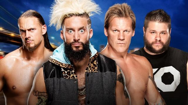 WWE Summerslam du 21/08/2016 20160814