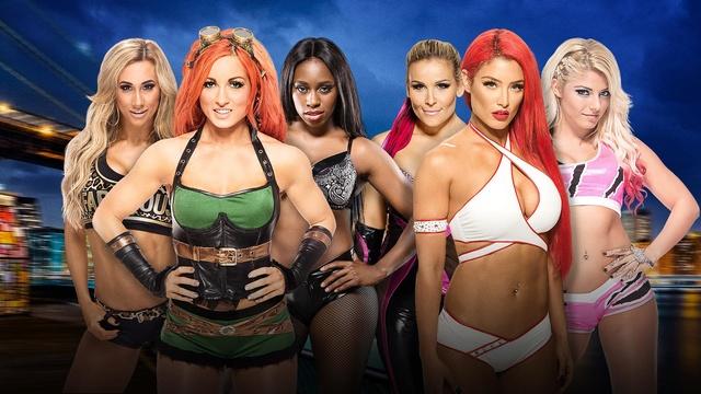 WWE Summerslam du 21/08/2016 20160820