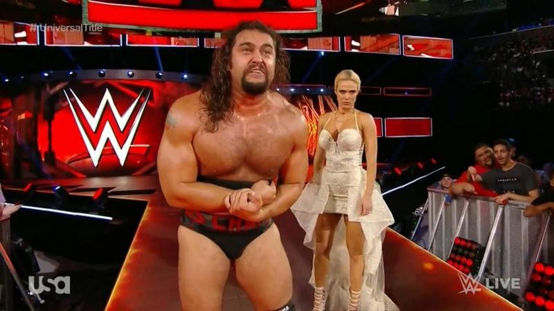 [Compétition] Rusev et Lana absents des deux prochains Raw 23082010
