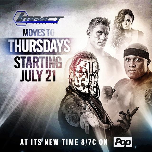 [Divers] Impact Wrestling de retour le jeudi ! Cmyoek13