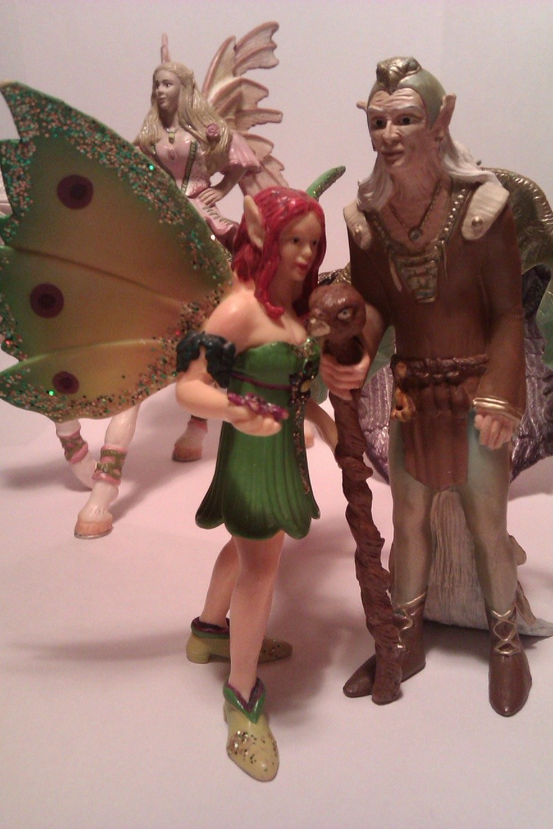 Disney Brave New products of Bullyland Imag1553