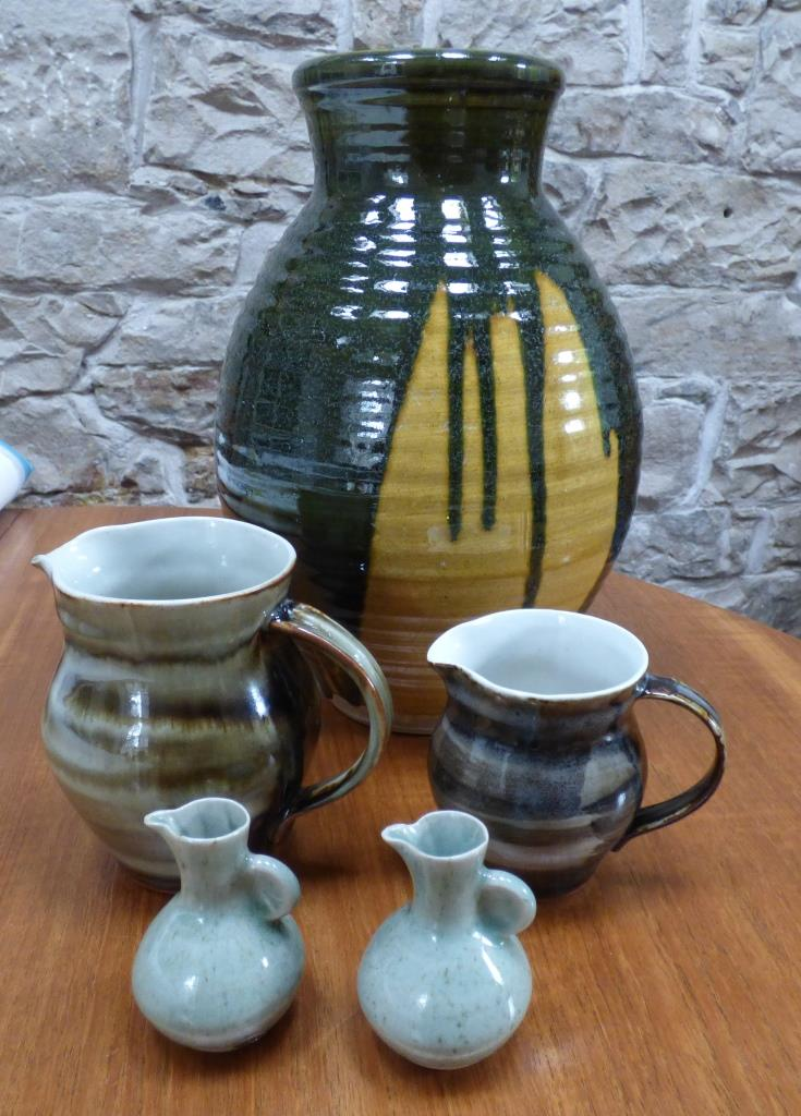 Alexander (Alex) Sharp, Morar & Bute Potteries Morar_12
