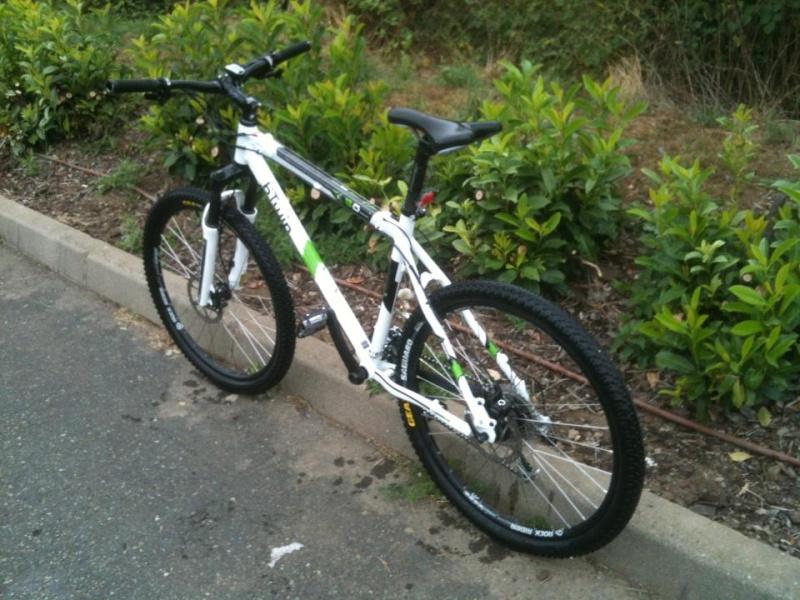 Rockrider 8.0 2012 38121610