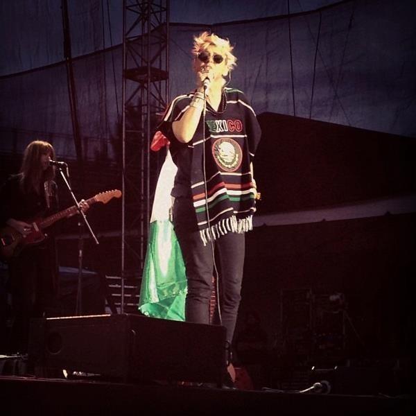 "10/13/12 – Mexico City, Mexico, Autodromo Hermanos Rodriguez, ""Corona Capital Music Festival"" A5joi710"
