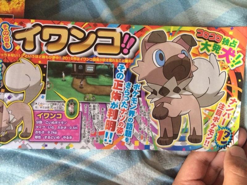 Deux nouveaux pokémons! Coroco12
