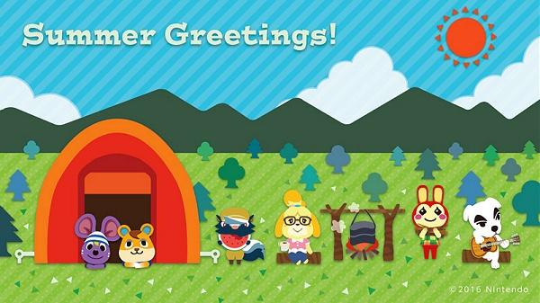 Update zu Animal Crossing New Leaf Update10
