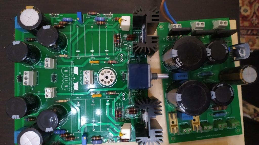 CT - Vendo Prebby HV (scheda + alimentazione + trasformatore) 100,00 spedito Img_2047