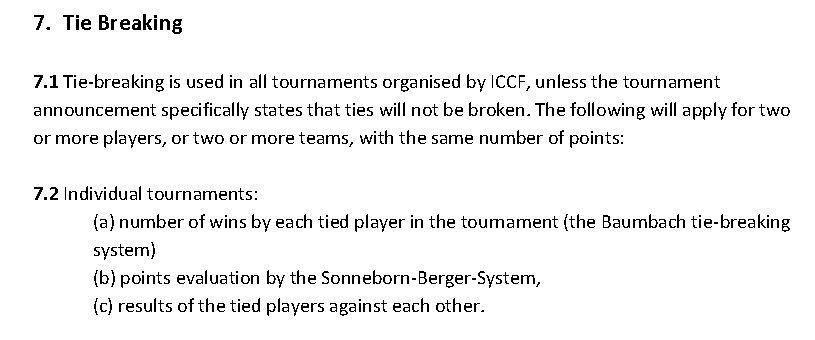 Finale du 69 ème championnat d'Europe Tie10