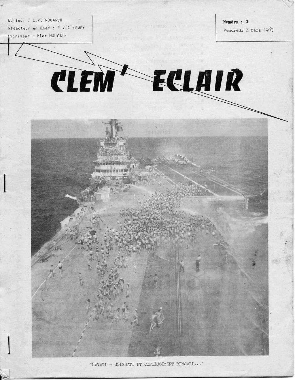 CLEMENCEAU (P.A) - TOME 3 - Page 7 115-le10