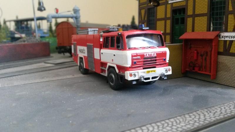 Feuerwehren in der Tschechei/Slowakei Tatra_11