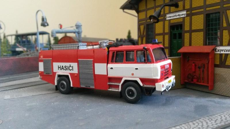 Feuerwehren in der Tschechei/Slowakei Tatra_13