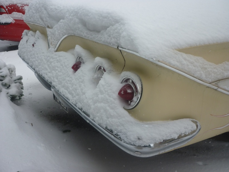 voitures et neige, cars and snow P1040811