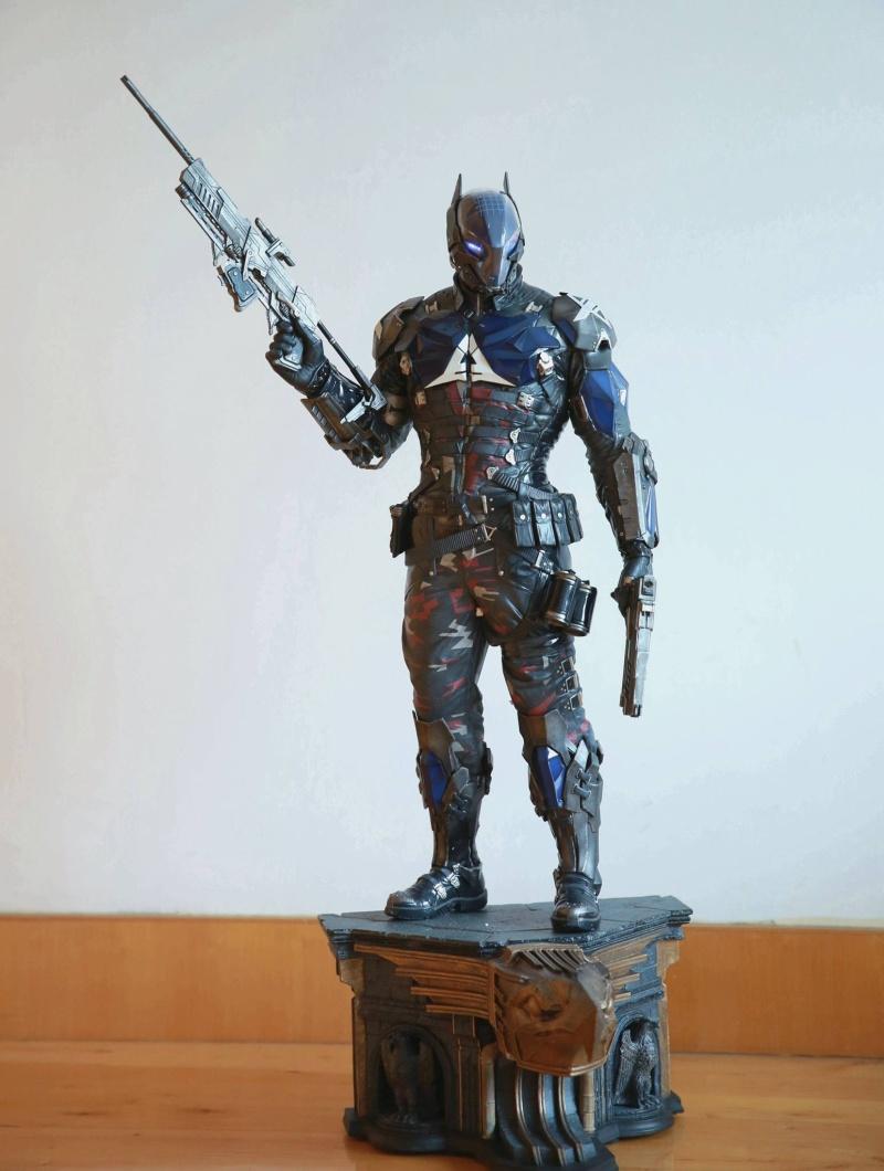 Batman Arkham Knight - Arkham Knight 1/3 Statue - Page 3 13584810