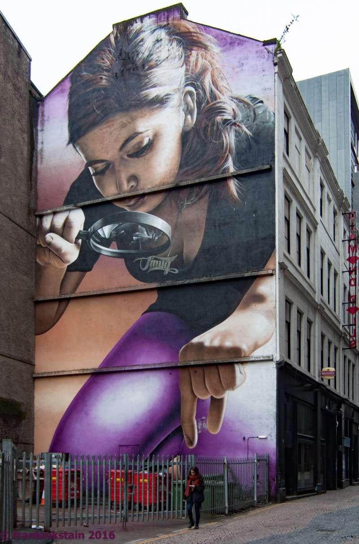 STREET VIEW : les fresques murales - MONDE (hors France) - Page 21 13012110
