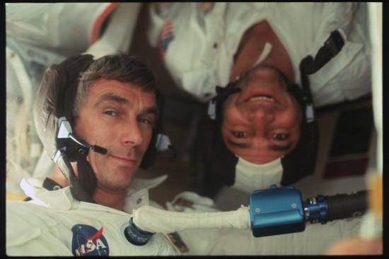 Ces incroyables photos de la NASA prises sur la Lune 21693510