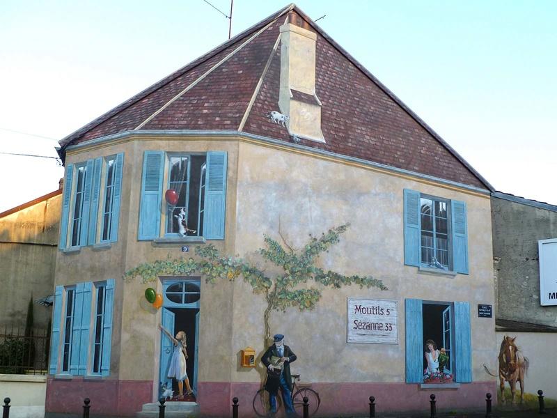 STREET VIEW : les fresques murales en France - Page 21 82892010