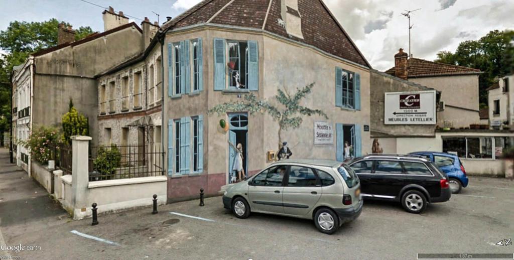 STREET VIEW : les fresques murales en France - Page 21 Fresqu11