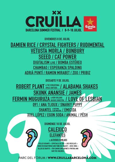 7/8/16 - ''Cruïlla Festival'', Barcelona, Spain, Parc del Fòrum 110