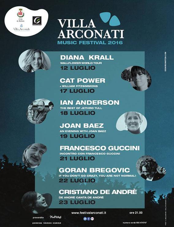 """7/17/16 - ''Villa Arconati Music Festival"""", Milan, Italy, Castellazzo di Bollate 115"""