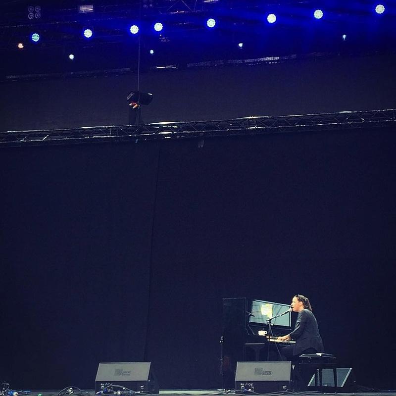 """7/29/16 - """"Stockholm Music & Arts Festival"""", Stockholm, Sweden, Skeppsholmen Island 1317"""