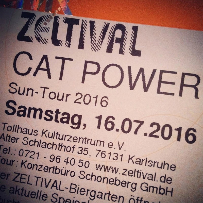 7/16/16 - Karlsruhe, Germany, Kulturzentrum Tollhaus 13694710