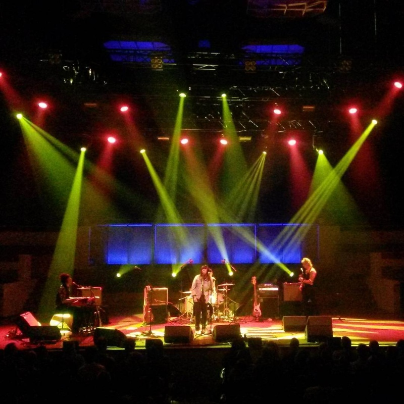 7/6/16 - Utrecht, Netherlands, TivoliVredenburg 2012