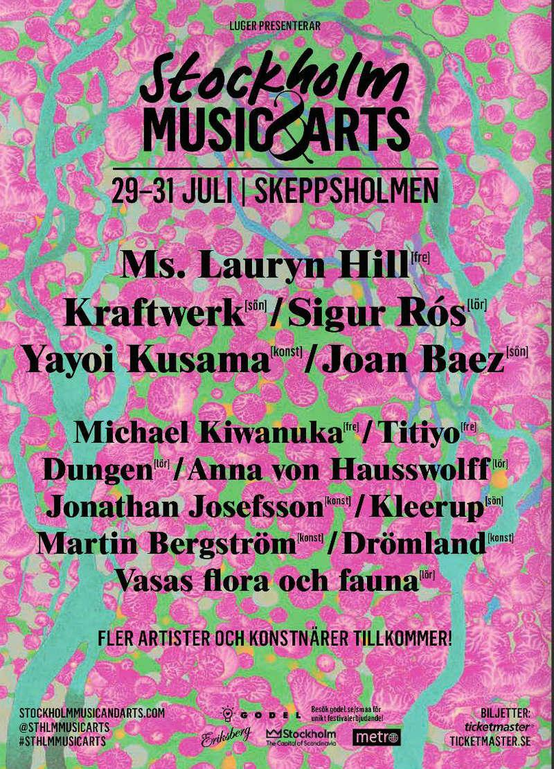 """7/29/16 - """"Stockholm Music & Arts Festival"""", Stockholm, Sweden, Skeppsholmen Island 2016-010"""