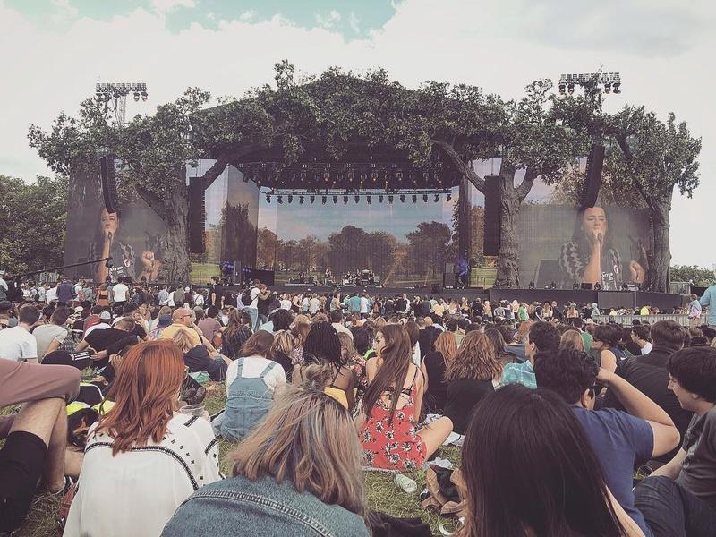 "7/2/16 - ""British Summer Time 2016"", London, England, Hyde Park, Rangers Lodge 2112"