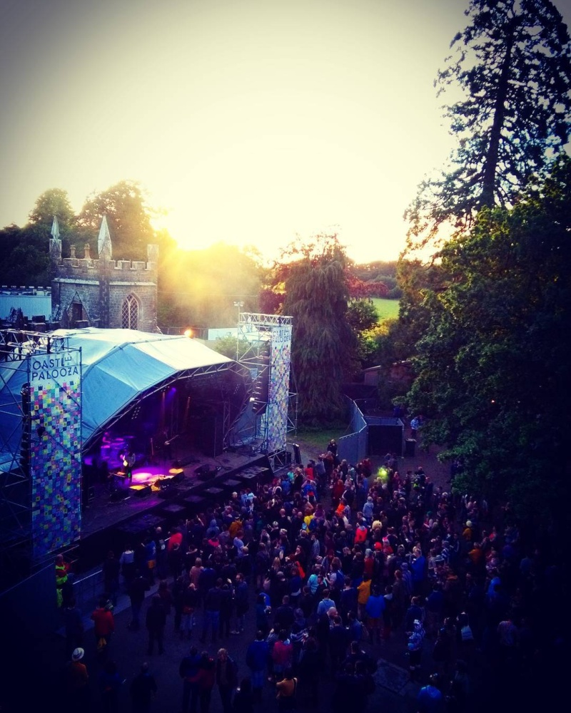 "7/3/16 - ""Castlepalooza Music & Arts Festival"", Tullamore, Ireland, Charleville Castle 212"