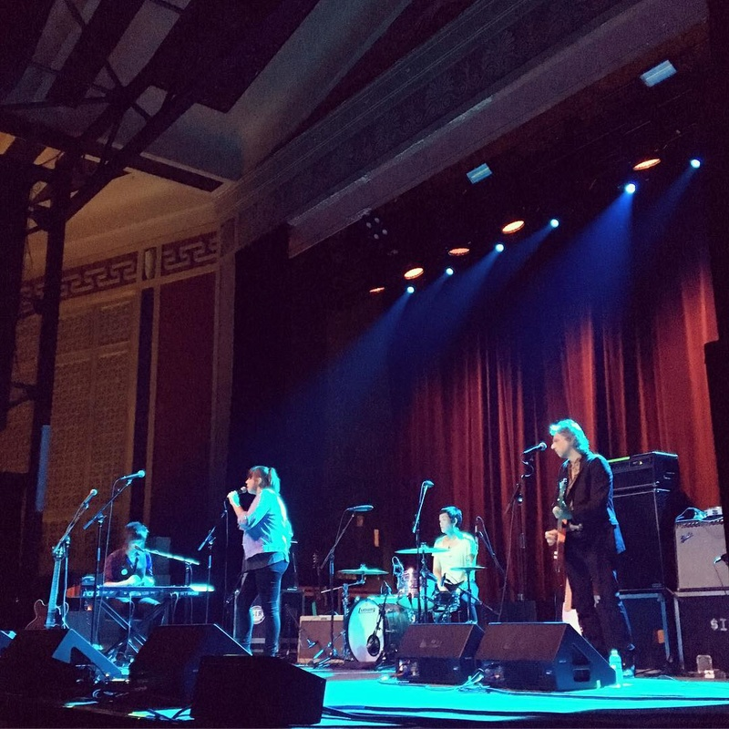 8/27/16 - Berkeley, CA, The UC Theater 224