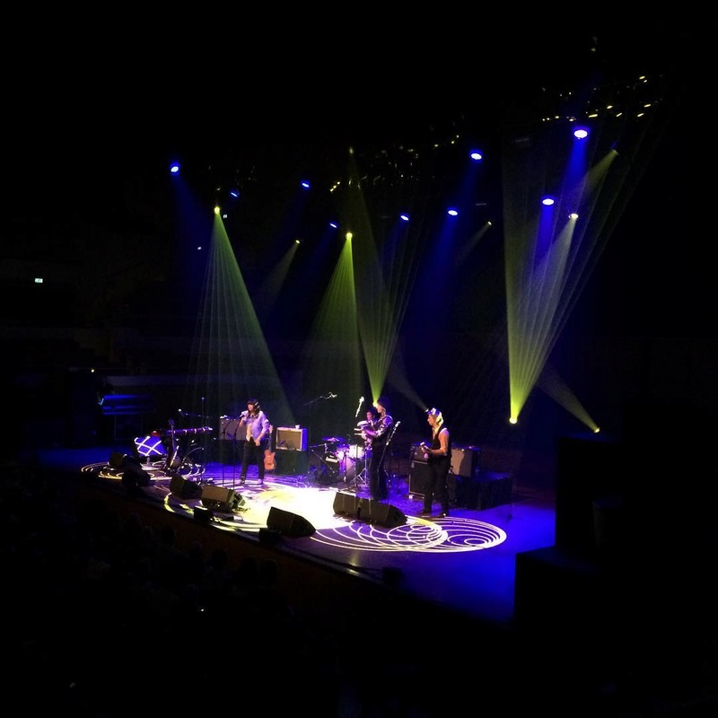 7/6/16 - Utrecht, Netherlands, TivoliVredenburg 2410
