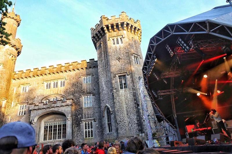 "7/3/16 - ""Castlepalooza Music & Arts Festival"", Tullamore, Ireland, Charleville Castle 318"