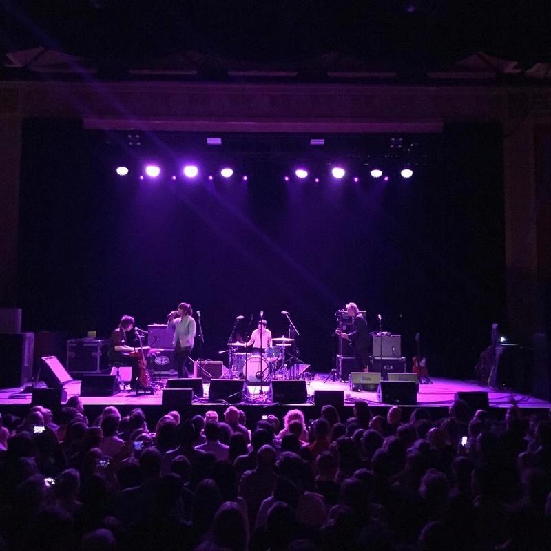 8/27/16 - Berkeley, CA, The UC Theater 324