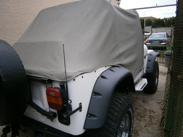 Qu'avez vous fait pour/avec/dans votre jeep aujourd'hui? P6180010