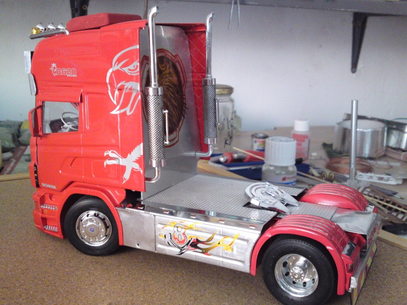 Italery------Scania R620 Atelier 05072011