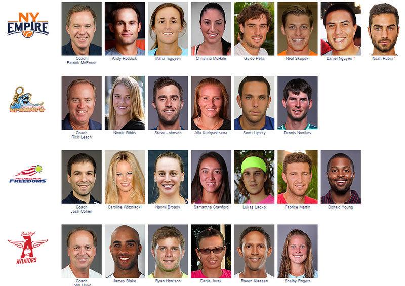 World team tennis 2016 Sans_t83