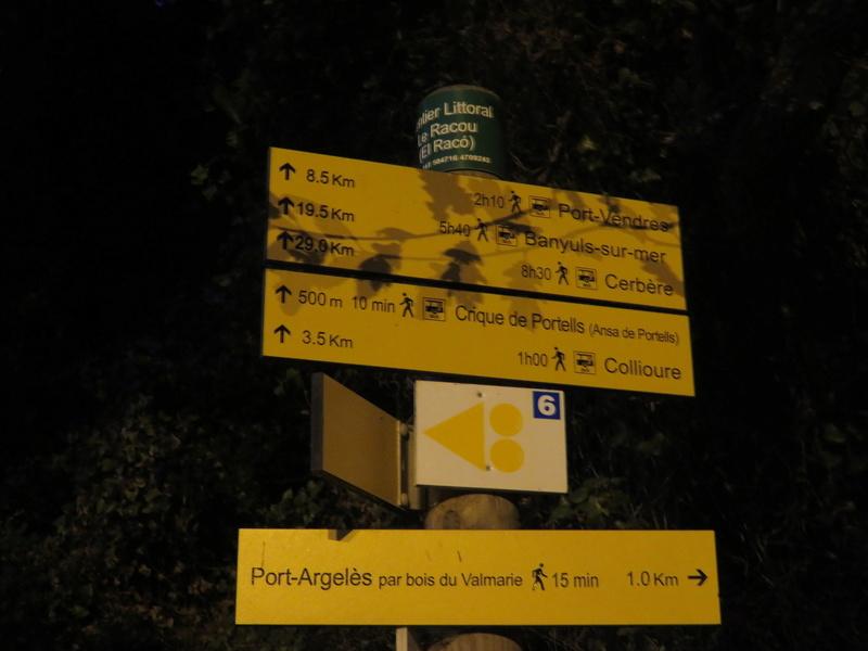 Le Sentier du Littoral (Le Racou - Port Vendres) Img_2410