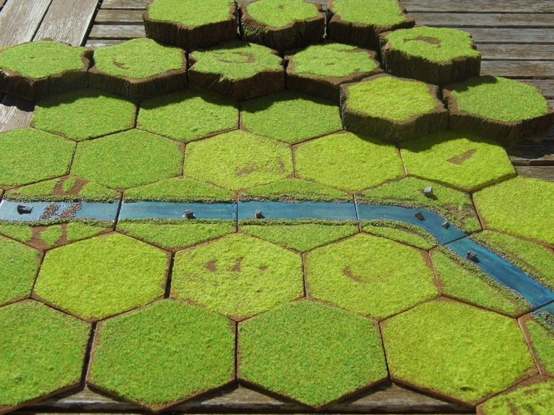 Hexagones Hexa_410